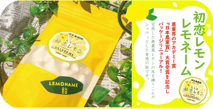 初恋レモン